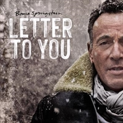 Letter To You | CD