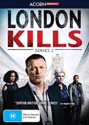 London Kills - Series 2 | DVD