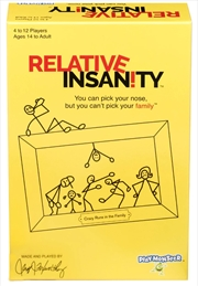 Relative Insanity | Merchandise