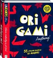 Origami Anything | Hardback Book