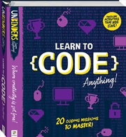Learn To Code Anything | Hardback Book