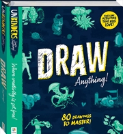 Draw Anything | Hardback Book