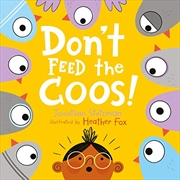 Don't Feed the Coos | Hardback Book