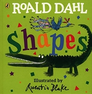Roald Dahl: Shapes | Board Book