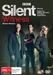 Silent Witness - Series 16 | DVD
