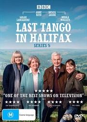 Last Tango In Halifax - Series 5   DVD