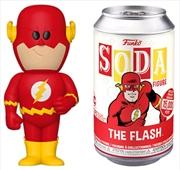 Flash - Flash Vinyl Soda | Pop Vinyl