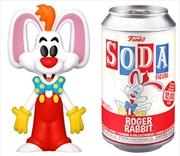 Roger Rabbit - Roger Rabbit Vinyl Soda | Pop Vinyl