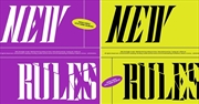 4th Mini Album - New Rules | CD