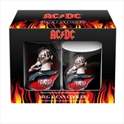 AC/DC - Mug/Can Cooler Pack  | Merchandise