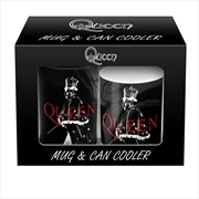 Queen - Mug/Can Cooler Pack | Merchandise