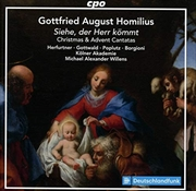 Christmas & Advent Cantatas | CD