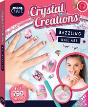 Curious Craft Crystal Creations: Dazzling Nail Art | Merchandise
