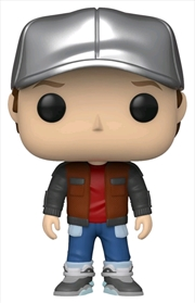 Back to the Future - Marty in Future Outfit Pop! Vinyl | Pop Vinyl