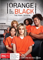 Orange Is The New Black - Season 7 | DVD