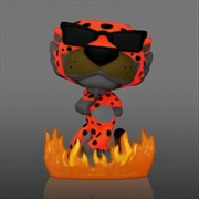 Ad Icons - Cheetos Flaming Hot Chester Glow US Exclusive Pop! Vinyl [RS] | Pop Vinyl