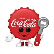 Coca-Cola - Coke Bottle Cap Pop! Vinyl | Pop Vinyl