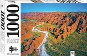 Purnululu National Park,Western Australia 1000 Piece Jigsaw | Merchandise