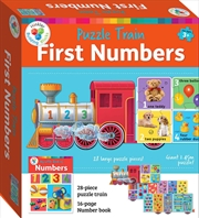 Puzzle Train: 123 | Merchandise