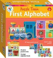 Puzzle Train: ABC | Merchandise