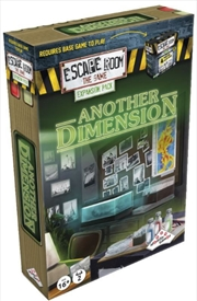 Escape Room the Game Another Dimension (Expansion) | Merchandise