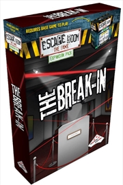 Escape Room the Game The Break-in (Expansion) | Merchandise