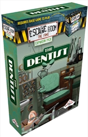 Escape Room the Game the Dentist (Expansion) | Merchandise
