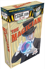 Escape Room the Game the Magician (Expansion) | Merchandise