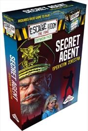 Escape Room the Game Secret Agent (Expansion) | Merchandise