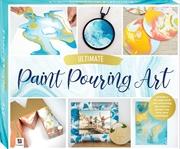 Ultimate Paint Pouring Art Box Set | Merchandise