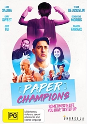Paper Champions | DVD