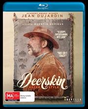 Deerskin | Blu-ray