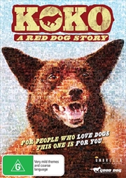 Koko - A Red Dog Story | DVD