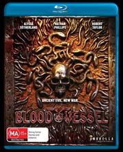 Blood Vessel   Blu-ray