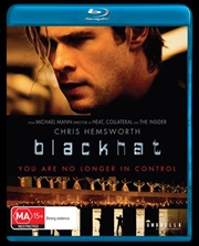 Blackhat | Blu-ray
