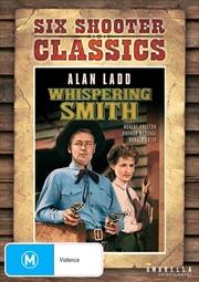 Whispering Smith | Six Shooter Classics | DVD