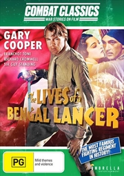 Lives Of A Bengal Lancer, The | DVD