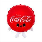 Coca-Cola - Coke Bottle Cap Plush | Toy