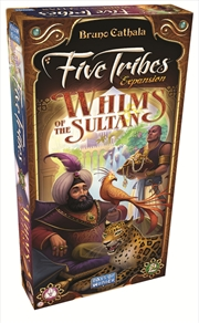 Five Tribes Whims of the Sultan | Merchandise