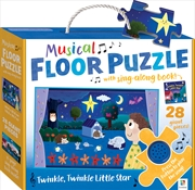 Musical Floor Puzzle - Twinkle, Twinkle Little Star (SANITY EXCLUSIVE) | Merchandise