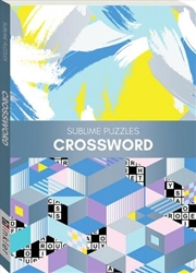 Sublime Puzzles: Crosswords Series 2 | Paperback Book