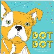 Dot To Dot | Colouring Book