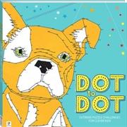 Dot To Dot   Colouring Book