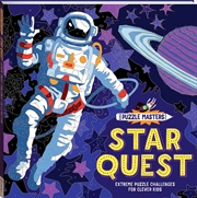 Star Quest Activity Book | Colouring Book