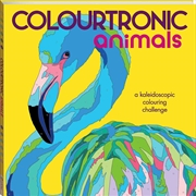 Colourtronic Animals | Colouring Book