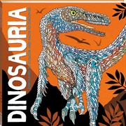 Dinosauria | Colouring Book