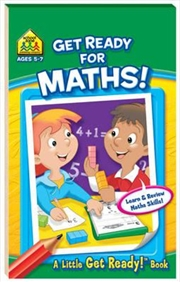 Get Ready for Maths! A Little Get Ready! Book | Paperback Book