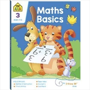 Maths Basics 3: Ages 7-9 | Paperback Book