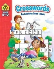 Crosswords: Ages 8-10 | Paperback Book