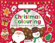 Holiday Fun Pad Christmas Colouring    Colouring Book
